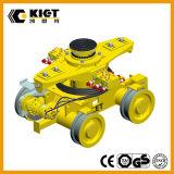Вагонетка перевозки высокого качества Kiet гидровлическая для корабля
