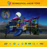 Children (A-15089)のための最も新しいDesign Highquality Outdoor Playground Set