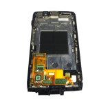 Moto Xt1030のためのフレームが付いている安いLCD+Touchスクリーンの計数化装置