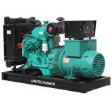 Stamford를 가진 50Hz 188kVA/150kw Open Frame Cummins Engine Diesel Generator