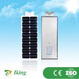 réverbère solaire de 15W DEL avec 3 ans de garantie