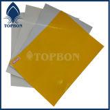 Encerado revestido del PVC del profesional para las cubiertas Tb039