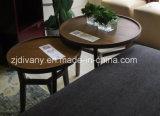 Tabella di tè di legno del tavolino da salotto di legno americano di stile (T-84A+B+C)