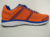 Retro Outdoor Athletic Orange Gym Shoes für Men