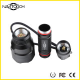3W lampe-torche rechargeable de l'aluminium DEL (NK-13)