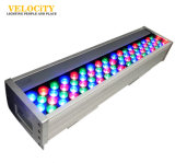 RGB LED 플러드 빛