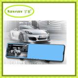 Venta al por mayor Full HD de 4,3 pulgadas Espejo retrovisor del coche DVR de la cámara del respaldo