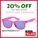 Óculos de sol quentes camuflar da forma da venda para miúdos