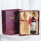 2016 o Fancy de luxe o mais atrasado Paper Packing Box para Wine