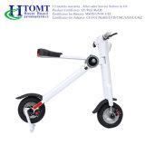 2つの車輪のFoldable小型スクーターのバイク