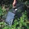 Eco-Friendly складные белка ячеистой сети металла/мыши/клетки ловушки Skunk/хомяка