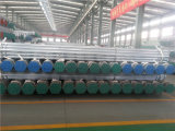 Q235B ASTM A53 GR. Tubulação galvanizada aço de B BS1139 BS1387