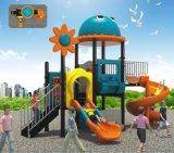 Скольжение спортивной площадки детей и оборудование парка атракционов напольное (KP33-38)