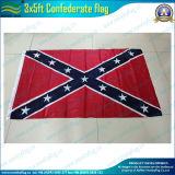 La coutume des Etats-Unis énonce le drapeau, drapeaux confédérés