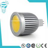 MR16 GU10 Gu5.3 E27 LED SMDの穂軸の点ライト