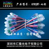 Les lumières imperméables à l'eau de chaîne de caractères de l'injection DEL