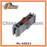 Rolo do indicador com carcaça e rolamento de agulha de alumínio (ML-GS010)