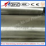 Pipes d'acier inoxydable d'AISI 304 pour le pétrole de l'eau