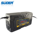 Suoer 48のボルト80Aはスマートなカー・バッテリーの充電器絶食する電気手段(SON-4880D)のための