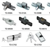 Вставка Td-510A штуцера заплаты высокого качества более сильная алюминиевая