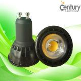 2016 nuova 6W lampada del punto di illuminazione LED del soffitto della PANNOCCHIA GU10 MR16 LED