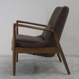 Cadeiras de madeira do sofá da alta qualidade da mobília da sala de visitas do projeto de Nodic
