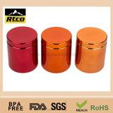 Metalization Farben-Nahrung-Plastikpaket-Flasche