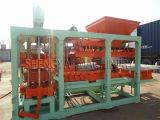 Volledig Auto het Maken van de Baksteen van de Bouw Machine/de Concrete Holle Machine van het Blok (QT6-15)