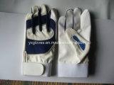 Перчатки Перчатк-Веса Перчатк-PU Перчатк-Безопасности Перчатк-Спорта бейсбола поднимаясь