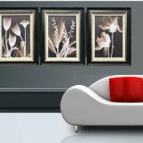 装飾のためのハンドメイドオイルの花の絵画景色の油絵