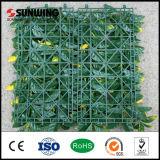 中国ホーム庭のための卸し売りPVC上塗を施してある人工的なプラント壁