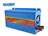 Suoer доработало инвертор силы волны синуса 800W 12V для домашней пользы (FAA-800A)