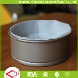 Trazadores de líneas antiadherentes del papel de pergamino para los moldes para pasteles redondos 9 pulgadas
