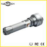500m 광범위 매우 밝은 810 루멘 알루미늄 재충전용 플래쉬 등 (NK-2666)