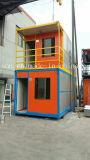 Chambre modulaire préfabriquée/se pliante de construction préfabriquée commode de construction de région