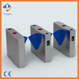 Sale caldo 304 Stainless Steel Access Control Flap Gate Barrier con Factory Price