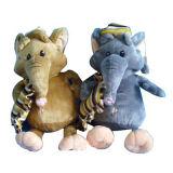 Het zachte Olifant Gevulde Dierlijke Stuk speelgoed van de Pluche (TPYS0004)