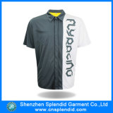 Uomini New Polyester 2016 Spandex Golf Polo Shirt all'ingrosso