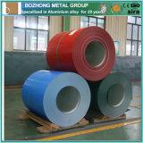O preço de fábrica PVDF e a cor do PE revestiram a bobina 6070 de alumínio