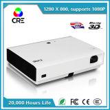 低価格1080P 3Dのビデオプロジェクター