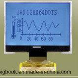 Stn LCD visualiza la pantalla del LCD