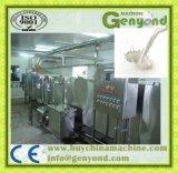 Cadena de producción automática de leche
