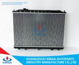 Auto-Aluminiumkühler für Nissan-Grenze D22