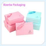 Подгонянная коробка цветастого костюма бумаги картона упаковывая