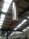 Het verdampings Koelere Gebruik van de Lucht in Workshop