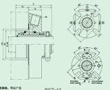 Selo mecânico de cartucho não padronizado para alta temperatura (HQCT)