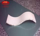 El panel decorativo de aluminio del panal (JH214)