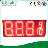 중국 고품질 LED 주유소 가격 전시