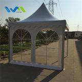 tienda al aire libre de la pagoda del Gazebo del jardín de los 5X5m para los acontecimientos del banquete de boda