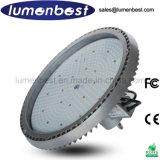 Iluminación industrial de la alta bahía del poder más elevado LED del CE 120W